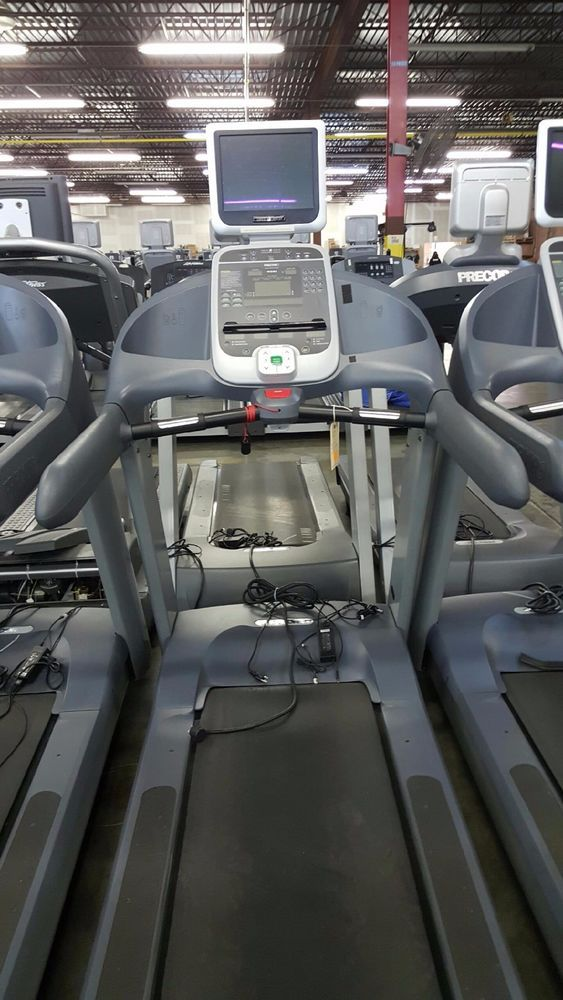 Precor 966 TRM Treadmill, COMMERCIAL GYM EQUIPMENT, **CLEANED AND TESTED** #Precor