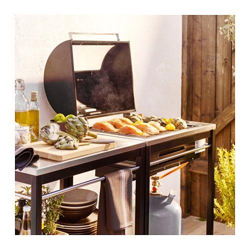 les 25 meilleures id es de la cat gorie barbecue au gaz sur pinterest barbecue gaz avec. Black Bedroom Furniture Sets. Home Design Ideas