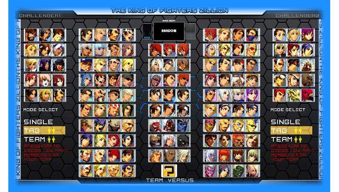 Mugen Complete Games
