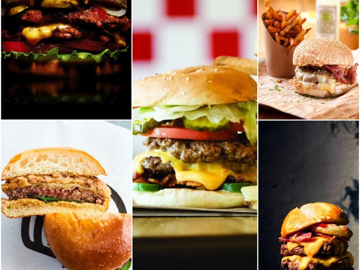 Five Guys, PNY, Blend, Big Fernand, Steak'n Shake: quel est le meilleur burger de Paris?