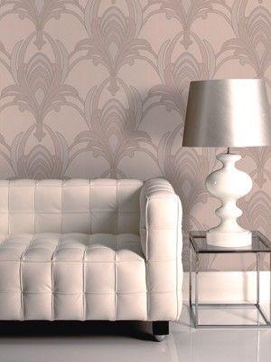 Blue Label Glamour Wallpaper - Cream, http://www.woolworths.co.uk/graham-brown-blue-label-glamour-wallpaper-cream/1392018773.prd
