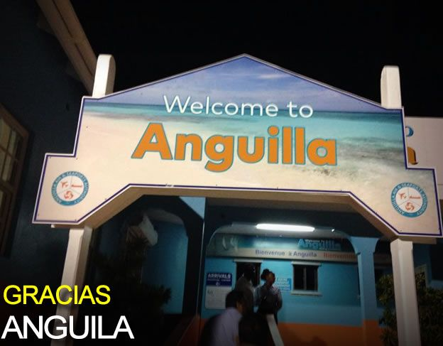 Gracias Anguila