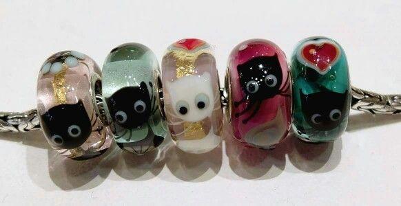 Glass bonbon: beads artigianali in vetro, compatibile con bracciali pandora, trollbeads ecc ecc pagina Facebook: pianeta beads, sito web www.gold-jewels-italy.com