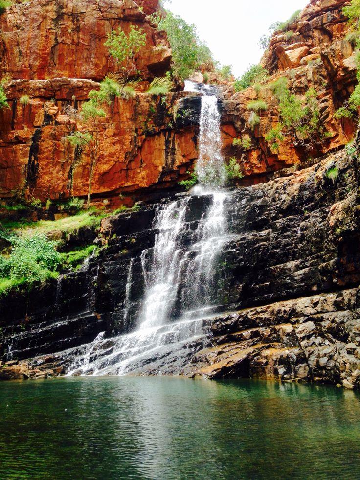 Wonderful waterfall in The Kimberley`s, Australia #Kununurra #Australia #thekimberleysaustralia