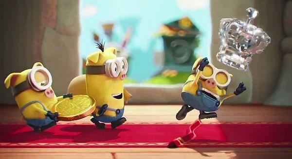Τα Minions σαρώνουν τα παγκόσμια ταμεία! | FilmBoy