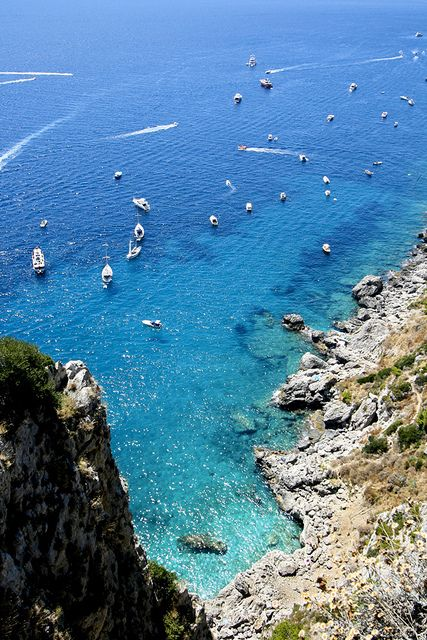 capri, italy one of my most favorite places in the whole world!!!! it is magical!!!!