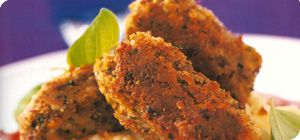 Glamorgan sausages and mash – Recipes – Slimming World
