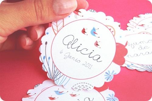 Delicadas invitaciones muy originales para fiestas de - Fiestas cumpleanos originales ...