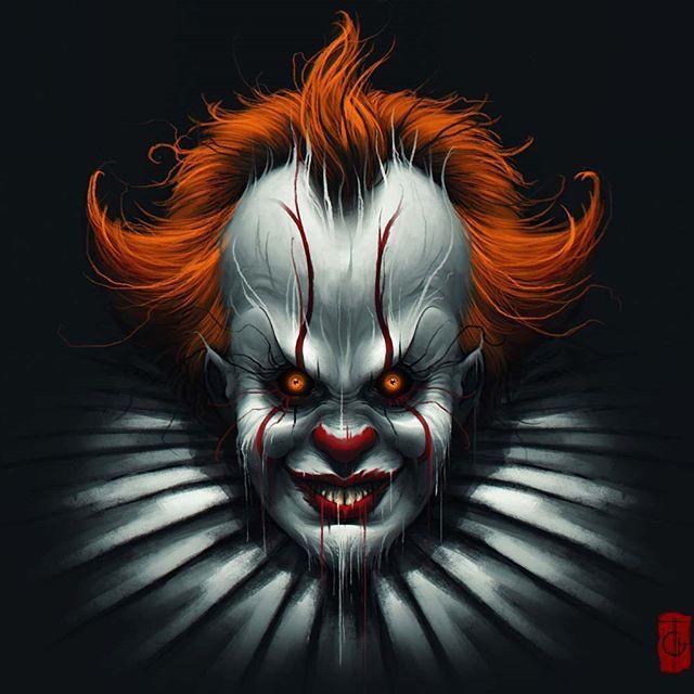 25+ Trending Scary Clown Pics Ideas On Pinterest