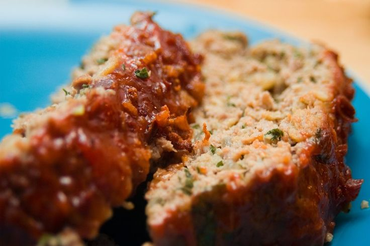 El pastel de carne americano es una receta muy rica. Aquí tienes mi receta de meatloaf casero!