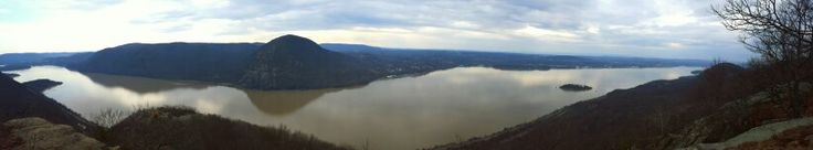 Breakneck Ridge in Cold Spring, NY