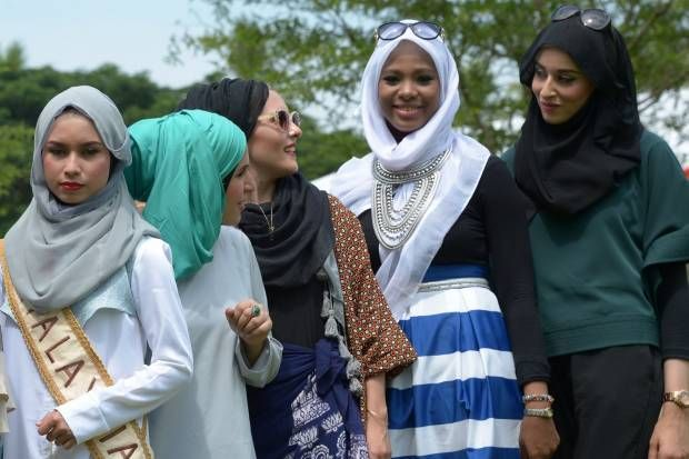 World Muslimah Awards 2014 di Yogyakarta