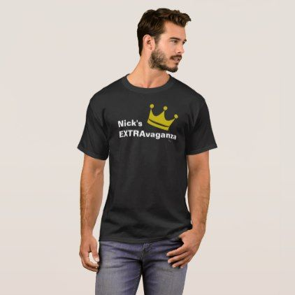 #Nick's Shirt - #Bachelor #T-shirts #Party #Stagparty #Stag #Groom