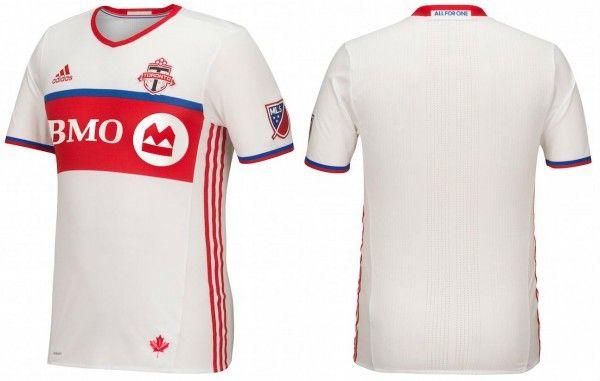 Camisa reserva do Toronto FC