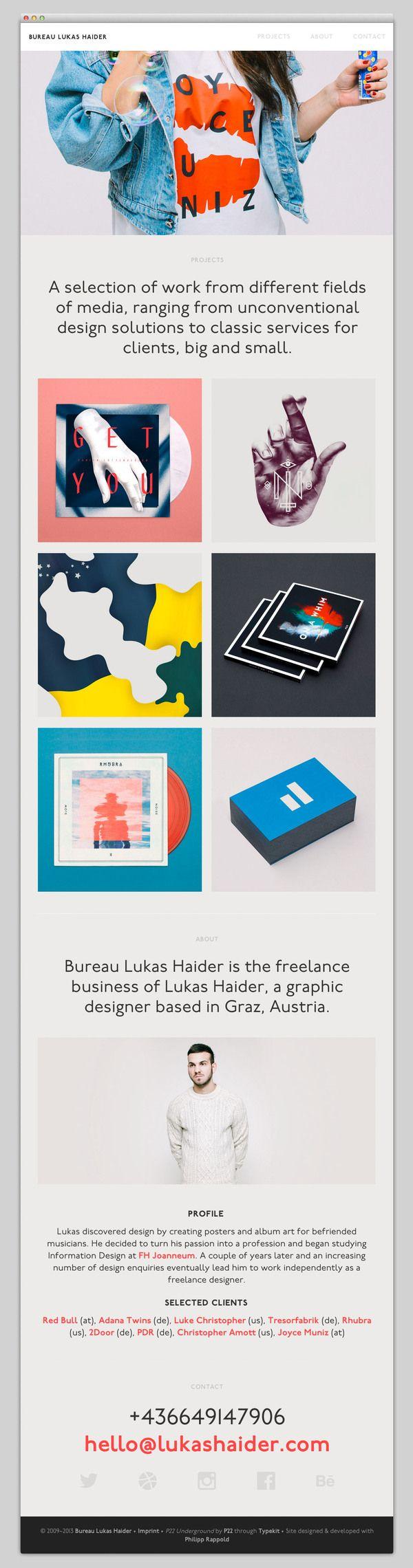 Bureau Lukas Haider
