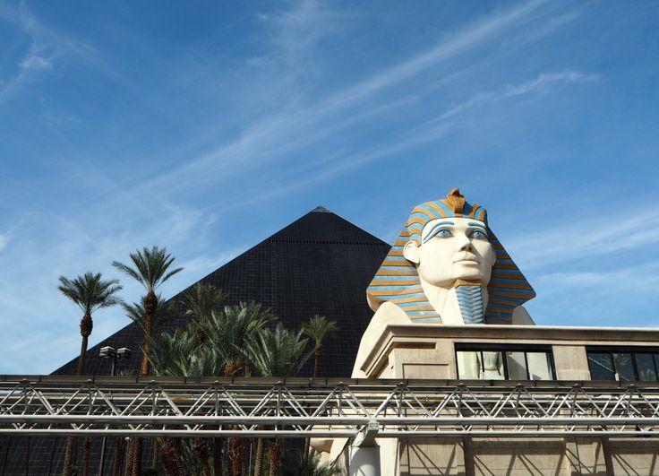 Maailmanympärimatka Las Vegasissa | Meriharakka.net