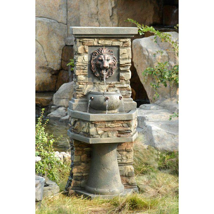 22 best Garden ... Water feature images on Pinterest | Garden ...