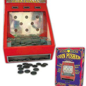 Desktop Coin Pusher Game