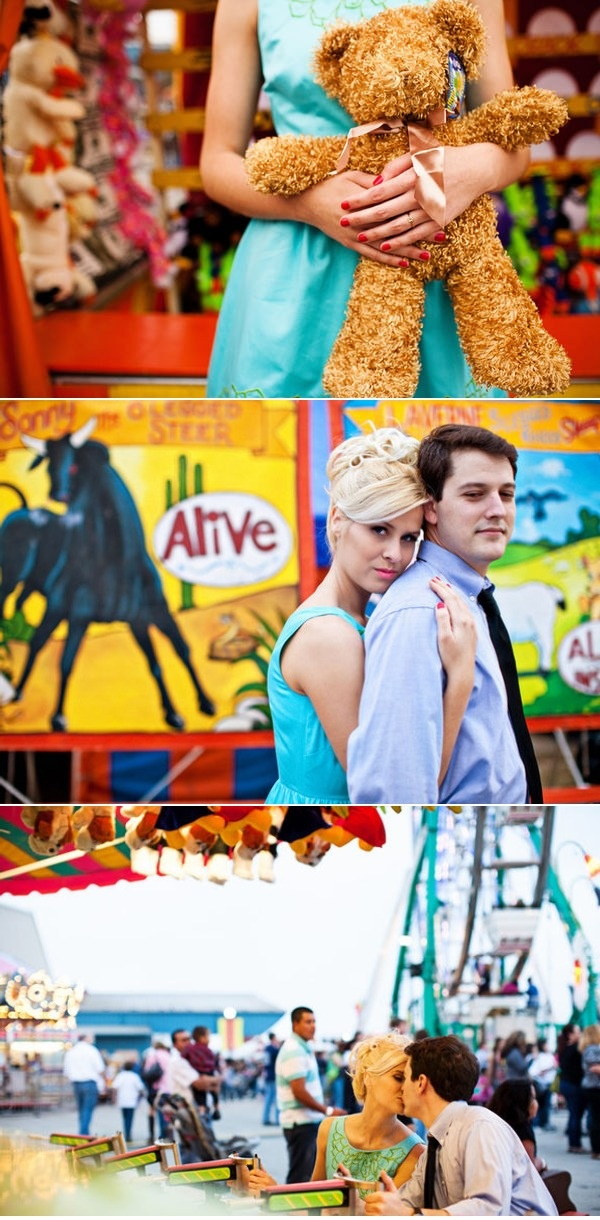 Texas Carnival Photo Shoot by The Life You Love Photography | Style Me Pretty