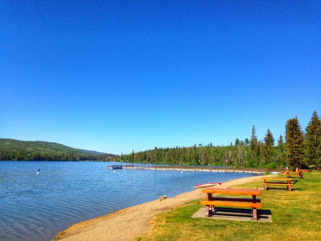 Lac Le Jeune, BC