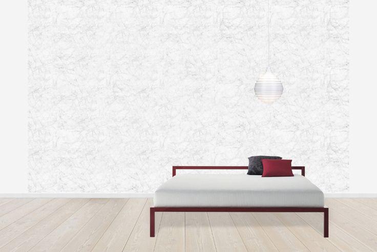 White Marble - Tapetit / tapetti - Photowall