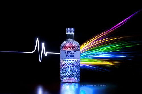 light painting photography with model - Google Search