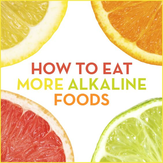 Eating a healthy diet filled with foods high in alkaline can produce numerous health benefits! Here's how to eat more alkaline foods starting today!