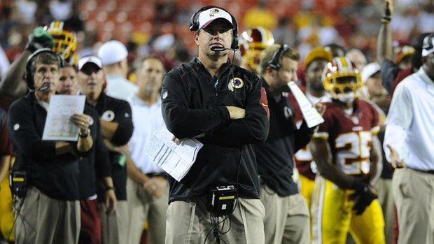 Is Jay Gruden Being Held Back?
