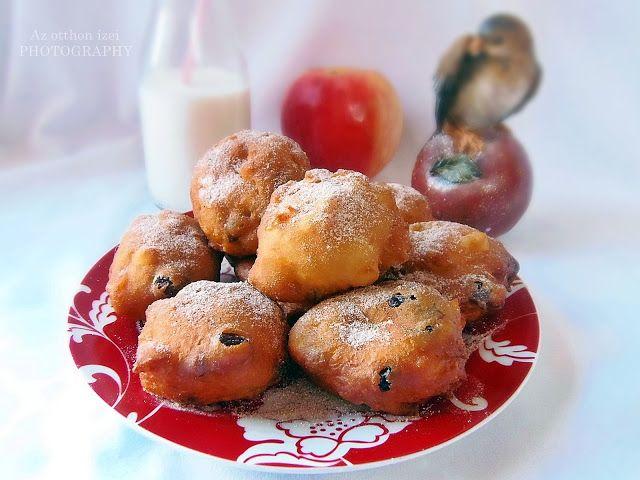Az otthon ízei: Oliebollen (Holland fánk)