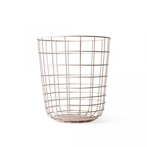 Køb Menu - Wire Bin Color- Kurv