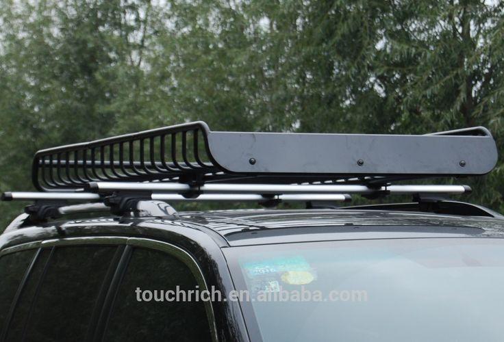Car Luggage Carrier Roof Rack Basket