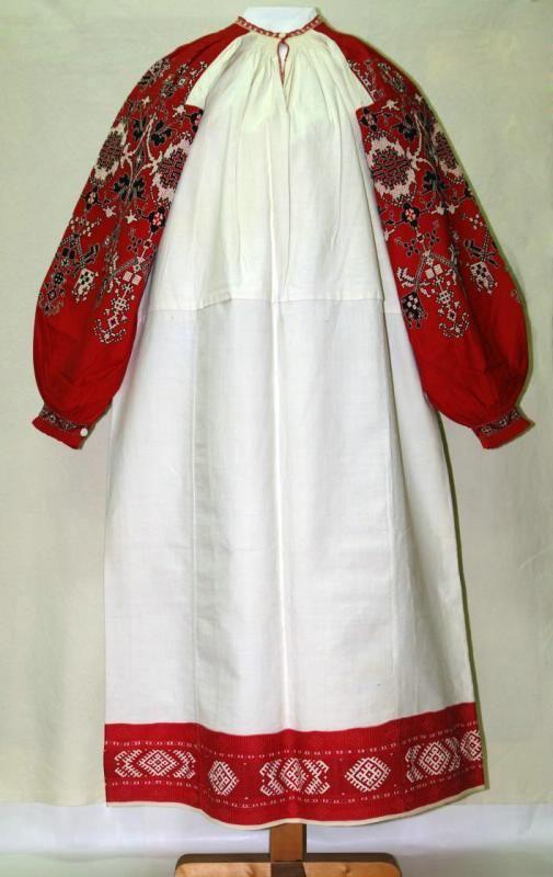 Рубаха девичья.-1920 г.