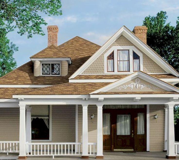 Home Exterior Paint Schemes: Best 25+ Brown Roofs Ideas On Pinterest