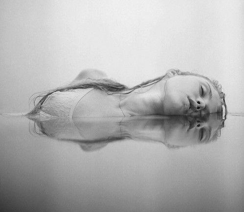 #floating #beautiful #water