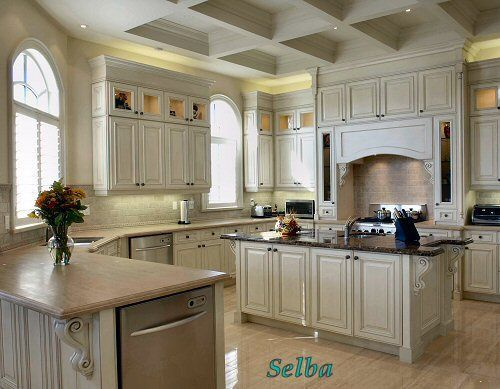 19 Antique White Kitchen Cabinets Ideas With Picture [BEST] Part 91