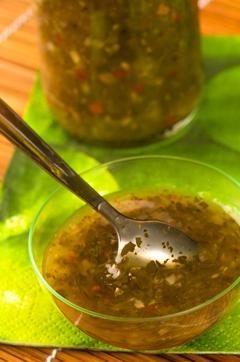 Sauce Chimichurri pour viande à la Plancha