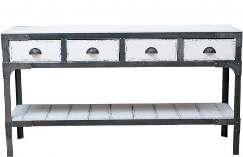 Sidebord - Factory - 150 cm