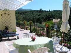 Ferienwohnung Agios Spiridon: Ap. Nora im idyllischen Ag. Spiridon - Korfu