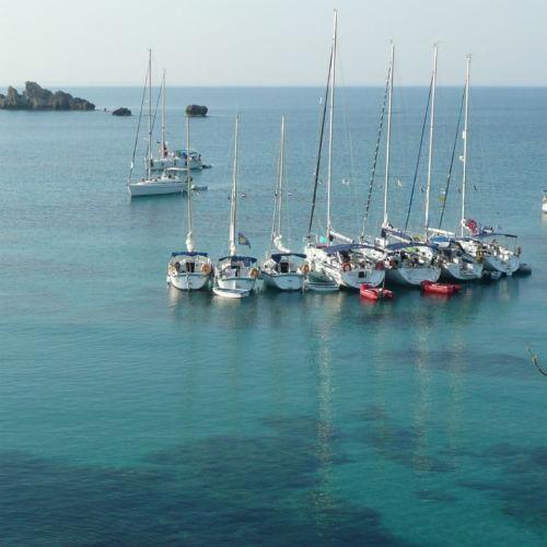 Flottielje zeilen Griekenland, Ionische Zee (Corfu) - Zelf Zeilen