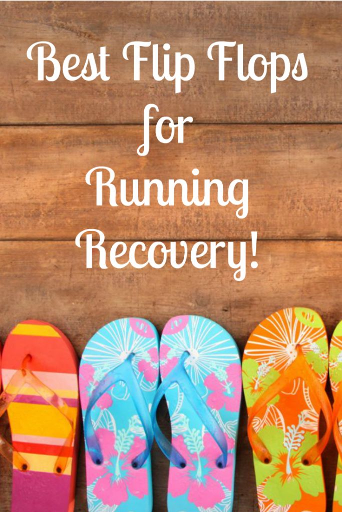 Our favorite flip flops for running recovery! There's nothing like letting your dogs breathe after a long, hard run.