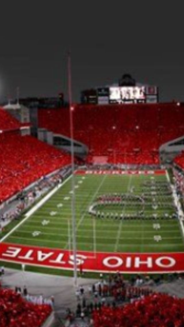 Awesome Ohio State Buckeyes Buckeye Stadium Photo
