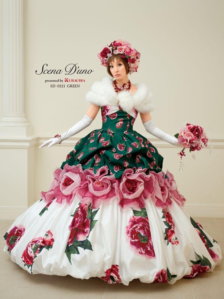 長野ウェディングドットコム | 衣裳選び カラードレス 結婚 ブライダル総合情報サイト