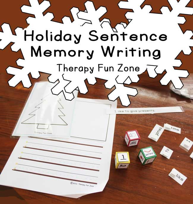 Writing Sentences Worksheets and Printables