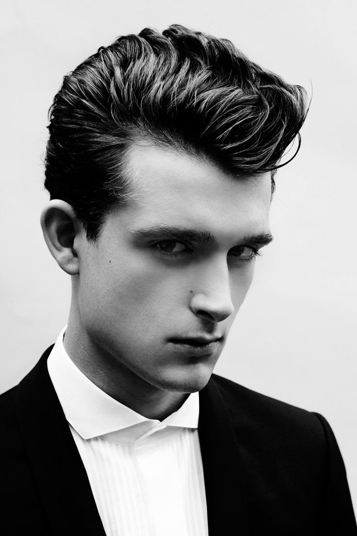 Hairstyle evolution the 40 best men s hairstyles in 40 years - Unique Rockabilly Hairstyles For Men For Hairstyle Design Ideas With Rockabilly Hairstyles For Men Hairstyles Men And Women