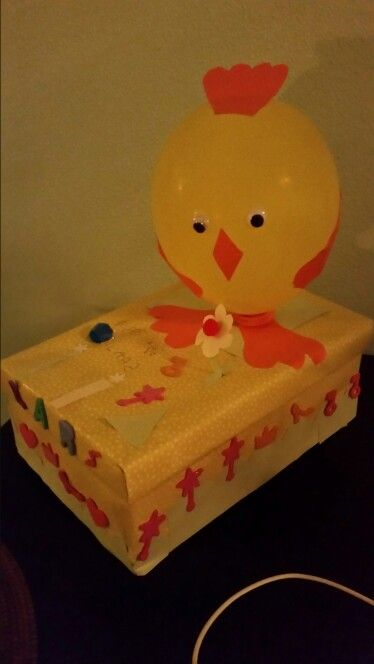 Paasdoos/Easter box