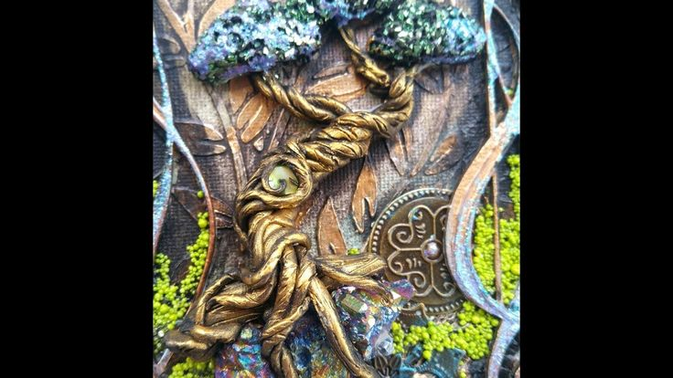 Bonsai Tree Canvas Tutorial