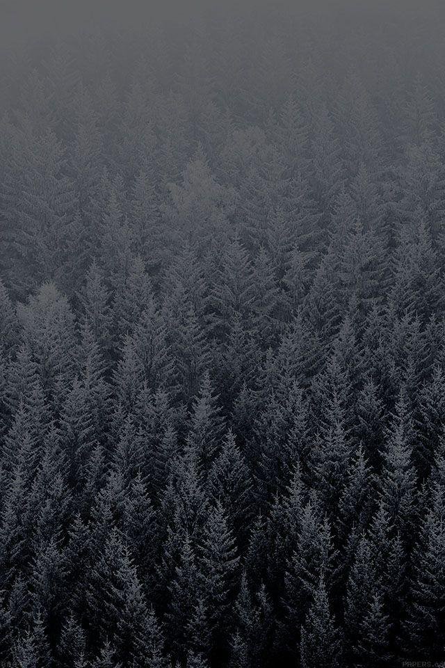 FreeiOS7 | ad04-wallpaper-ios8-iphone6-plus-apple-official-default-night-snow-mountain | freeios7.com