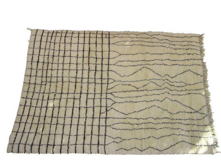Beni mrirt carpet Organic wool