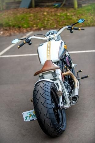 Whipped Cream | Custom Bikes from the Award Winning Shaw Speed & Custom