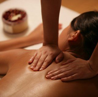 I will own my own massage business one day.